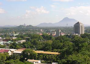 View from City Tower, Kuching