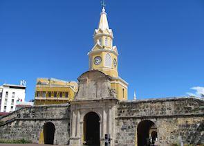Puerta del Reloj, Cartagena