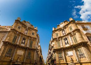 Quatro Canti, Palermo
