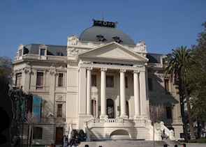 National Museum of Fine Arts, Santiago, Chile