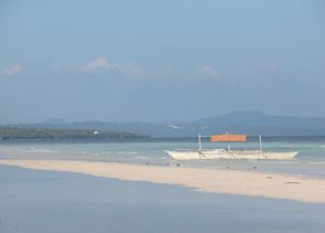 Views from Bolod beach, Bohol