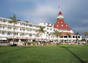 Coronado Hotel Del Coronado