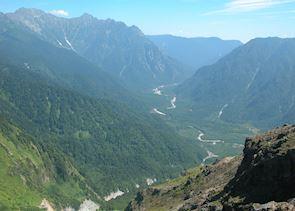 Kamikochi, Japan Alps