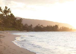 Beach on Oahu (HTA)