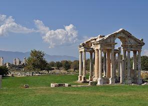 Aphrodite Temple, Aphrodisias