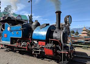 Toy Train, Darjeeling