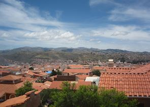 Sucre rooftops