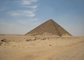 The Red Pyramid, Dashur