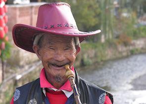 Old Man, Shuhe Yunnan