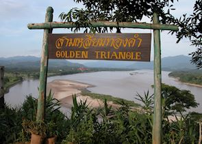 Golden Triangle, Thailand
