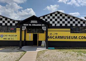 Route 66 Car Museum, Springfield, Missouri