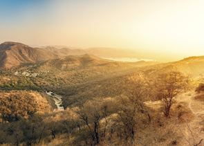 Aravalli Hills Rajasthan