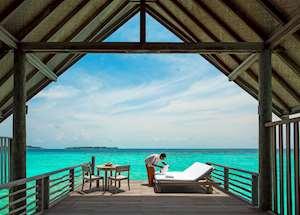 Loft Villa Sundeck, COMO Cocoa Island, Maldive Island