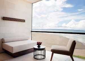 Deluxe Ocean Suite Balcony, Alila Seminyak, Seminyak