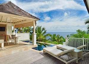 Intendance Bay View Pool Villa, Banyan Tree Seychelles , Mahe
