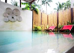 Garden Pool Suite, Anantara Rasananda Resort, Koh Phangan