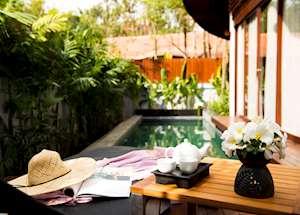 Premier Pool Villa, The Tubkaak Resort, Krabi
