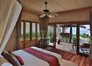 Ocean Garden Pool Suite, Anantara Rasananda Resort, Koh Phangan