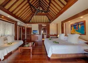 Beach Bungalow, Manava Beach Resort & Spa - Moorea, Moorea