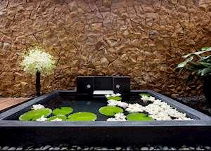 Beach Pool Villa bath tub, The Tubkaak Resort, Krabi