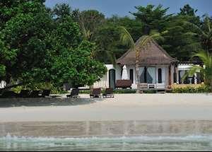 Beach Front Villa, Paradee