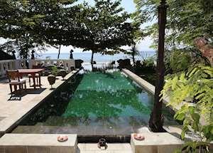 Shanghyang Nirvana private pool, Tugu Lombok, Sire Beach