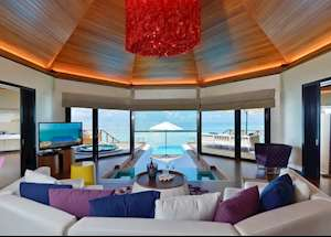 Two Bedroom Ocean Pool Residence, Huvafen Fushi