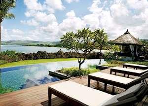 Shanti Villa Pool Terrace, Shanti Maurice, Mauritius