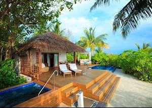 Premium Pool Villa, Baros Maldives, Maldive Island