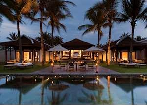 Three Bed Pool Villa, Four Seasons Resort The Nam Hai, Hoi An
