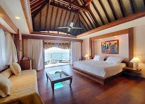 Overwater Bungalow, Manava Beach Resort & Spa - Moorea, Moorea