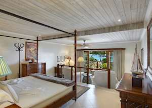 Beachfront Suite, Bequia Beach Hotel, Bequia