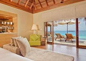 Sunrise Ocean Pool Villa, Huvafen Fushi