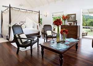Deluxe Junior Suite, The Inn at English Harbour, Antigua