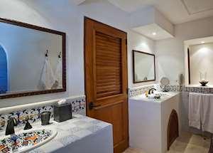 Junior Suite bathroom, Cap Maison, Saint Lucia