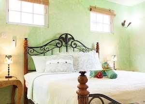 Avocado Master Bedroom, Maca Bana Luxury Boutique Resort, Grenada