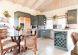 Mango Villa Kitchen, Maca Bana Luxury Boutique Resort, Grenada