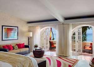 Oceanview Junior Suite, Tamarind by Elegant Hotels, Barbados