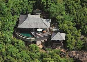 Hillside Villa, Constance Ephelia Resort, Mahe