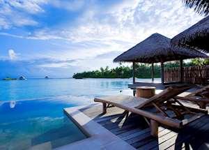 Water Villa, COMO Maalifushi, Maldive Island