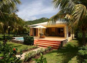 Villa with pool, Bequia Beach Hotel, Bequia
