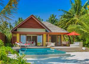 One Bedroom Beach Pool Suite, Niyama, Maldive Island