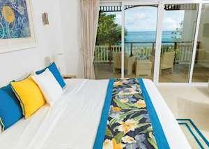 Deluxe Room, Acajou Beach Resort, Praslin