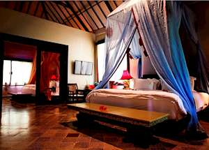 Aloon Aloon Rama Sinta Two Bedroom Villa, Tugu Lombok, Sire Beach