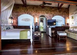 Deluxe room, Paradise Sun, Praslin