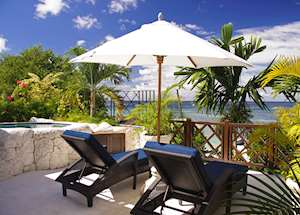 Tree Top Suite Balcony, The Sandpiper, Barbados