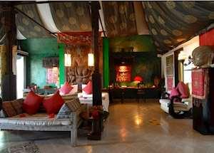 Villa Puri Dadap Merah, Tugu Lombok, Sire Beach