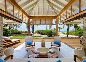 Two Bedroom Cottage Lounge, Petit St. Vincent, Petit St Vincent