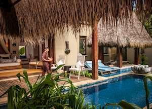 Villa, Maia Resort & Spa, Mahe
