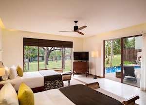 Two Bedroom Garden Pool Villa, Anantara Peace Haven Resort & Spa , Tangalle